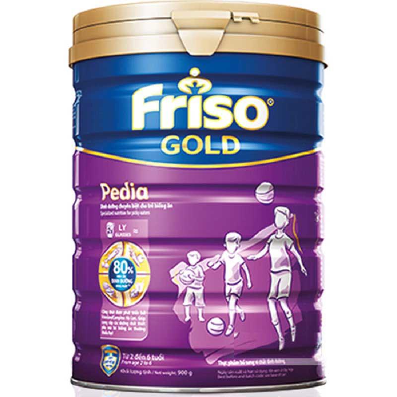 Sữa Friso Gold Pedia, 900g - FrieslandCampina Hà Lan