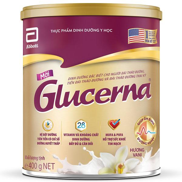 Sữa Abbott Glucerna cho người tiểu đường, 400g