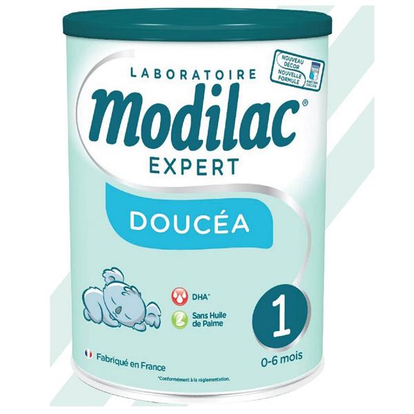 Sữa Modilac Expert Doucéa 1 800g, trẻ 0-6 tháng