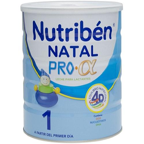 Sữa Nutriben nhập khẩu số 1 lon 400g, bé 0-6 tháng