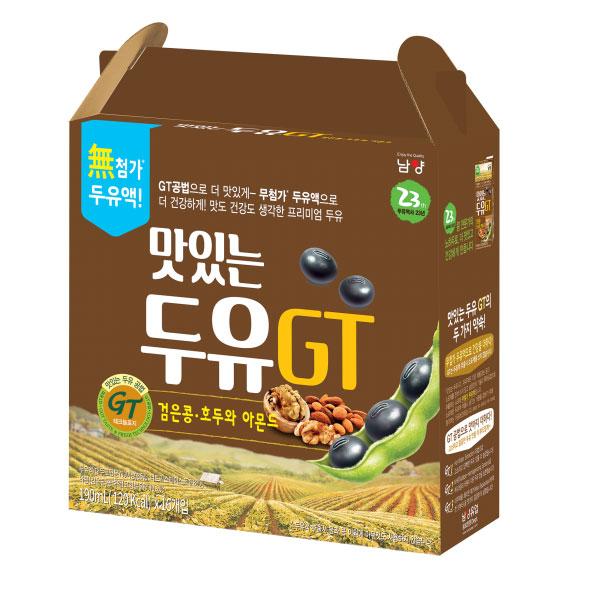 Sữa đậu đen, Óc Chó, Hạnh Nhân NamYang GT