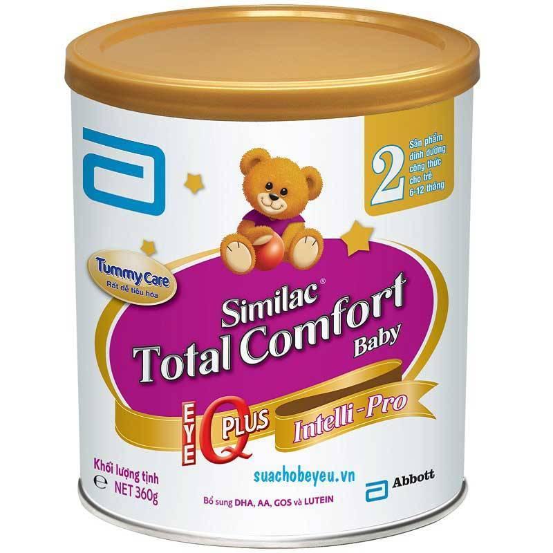 Similac Total Comfort 2, Abbott, 6-12 tháng, 360g
