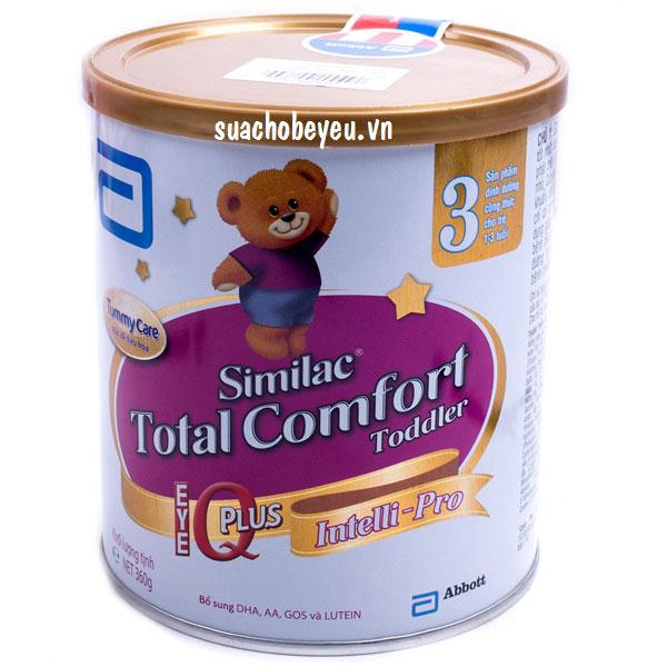 Similac Total Comfort 3, Abbott Mỹ, 1-3 tuổi, 360g