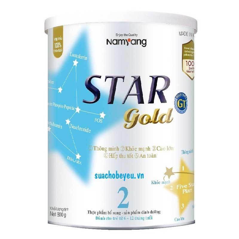 Star Gold 2 - Namyang Hàn Quốc, 6 - 12 tháng, 800g
