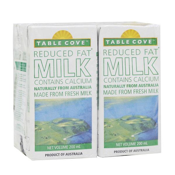 Sữa tươi Table Cove Úc giàu Canxi, 24 hộp 200ml