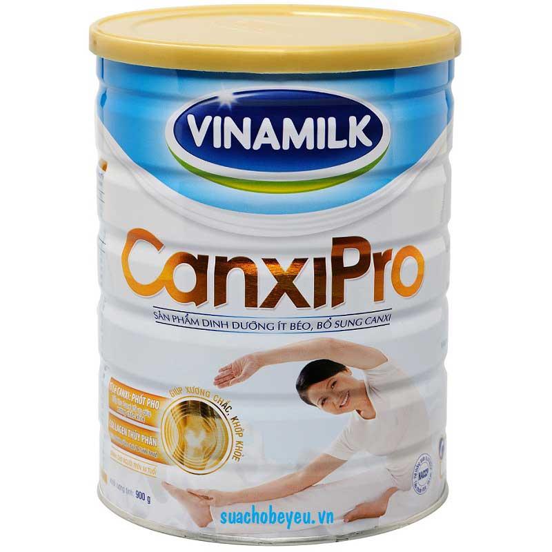 Sữa bột dinh dưỡng Canxi Pro  của Vinamilk, 900g