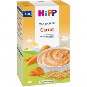 Bột ăn dặm Hipp sữa dinh dưỡng và cà rốt Carrot
