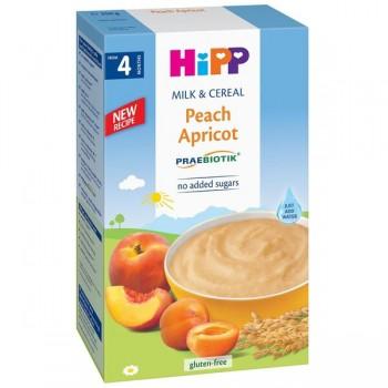 Bột ăn dặm Hipp Đức đào, mơ tây Peach Apricot, 250g