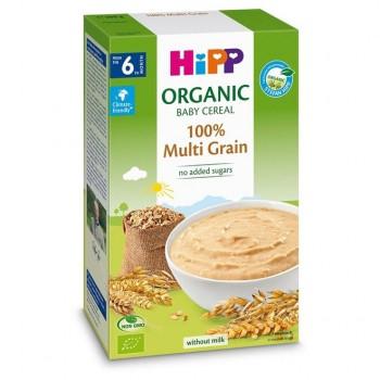 Bột ăn dặm Hipp ngũ cốc Organic tổng hợp Multi Grain