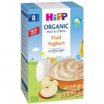Bột ăn dặm Hipp sữa chua hoa quả nhiệt đới Yaghurt