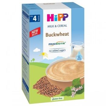 Bột ăn dặm Hipp sữa kiều mạch Buckwheat, hộp 250g