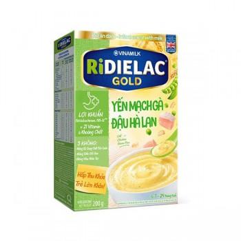 Bột Ridielac Gold Yến Mạch, Gà, Đậu Hà Lan