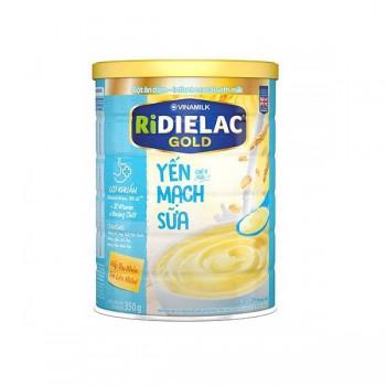 Bột Ăn Dặm Ridielac Gold Yến Mạch Sữa, 350g