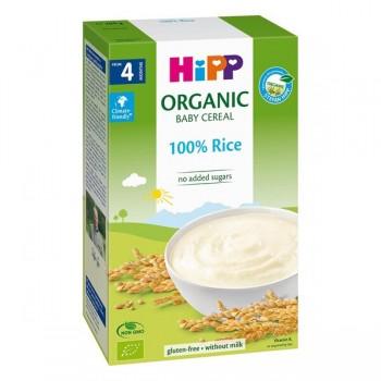 Bột ngũ cốc Hipp Organic gạo nhũ nhi 100% Rice