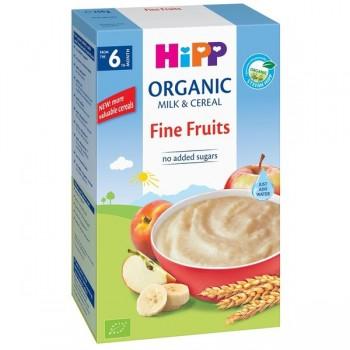 Bột sữa Hipp Organic hoa quả tổng hợp Fine Fruits