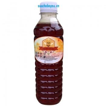 Mật ong nguyên chất Xuân Lộc, chai 400ml