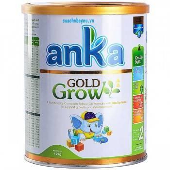 Sữa Anka Gold Grow 2, Kerry Ireland, 6-12 tháng, 400g