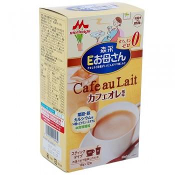 Sữa bầu Morinaga nội địa Nhật vị cafe, 12 gói x18g