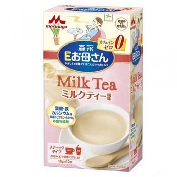 Sữa bầu Morinaga nội địa Nhật vị trà sữa 12gói x18g