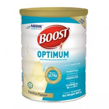 Sữa Boots Optimum dinh dưỡng người lớn tuổi, 800g.