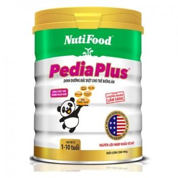 Sữa Nuti Pedia Plus, Nuti food, 900g, 1 - 10 tuổi