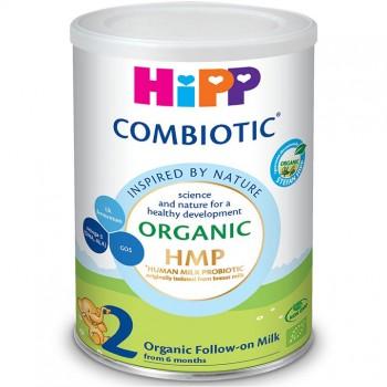 Sữa Hipp Combiotic số 2 lon 350g, 6-12 tháng tuổi