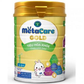 Sữa MetaCare Gold 1+ cho trẻ 1-2 tuổi, lon 400g
