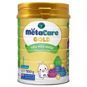 Sữa MetaCare Gold 1+ cho trẻ 1-2 tuổi, 900g