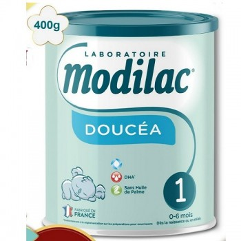 Sữa Modilac Expert Doucéa 1 400g, trẻ 0-6 tháng