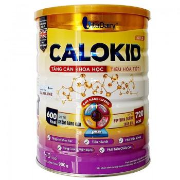 Sữa bột Calokid Gold tăng cân khoa học cho trẻ 1-10 tuổi