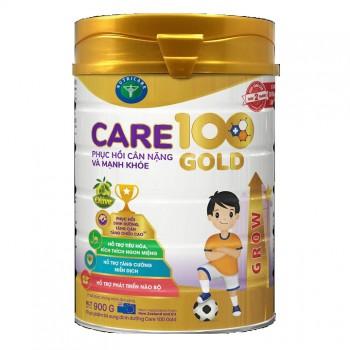 Sữa Care 100 Gold cho trẻ biếng ăn 1-10 tuổi, 900g