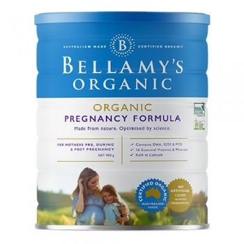 Sữa Bellamy's Organic Úc cho mẹ mang thai, 900g