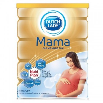 Sữa cho mẹ mang thai Dutch Lady Mama, 900g