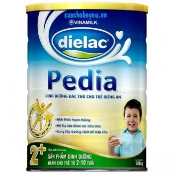 Sữa Vinamilk Dielac Pedia, biếng ăn 2-10 tuổi, 900g
