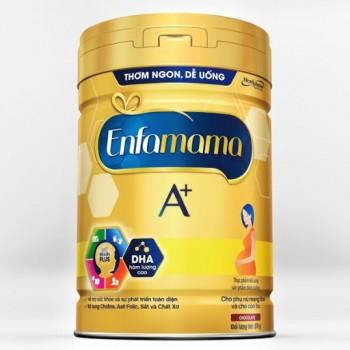 Sữa Enfamama Hương Socola Mead Johnson, 900g