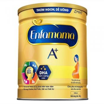 Sữa Enfamama Hương Vani, Mead Johnson, 400g