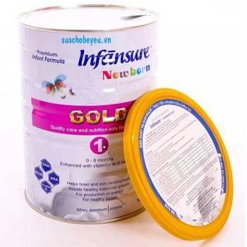 Sữa Infansure Gold số 1, nhập khẩu Úc, 400g