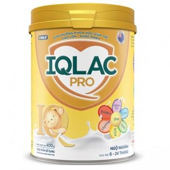 Sữa IQlac Pro  Ngộ nghĩnh, 6-24 tháng tuổi, 400g