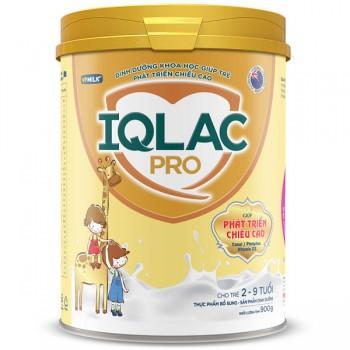 Sữa IQlac Pro  Phát triển chiều cao, 2-9 tuổi, 900g