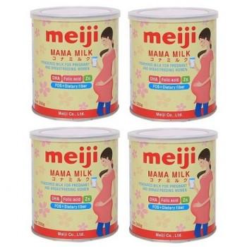 Sữa bột dinh dưỡng Meiji Mama nhập khẩu lon 350g