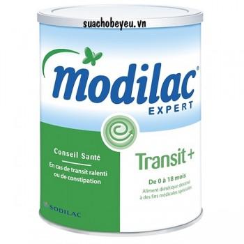 Sữa Modilac Expert Transit +, cho trẻ táo bón, 400g