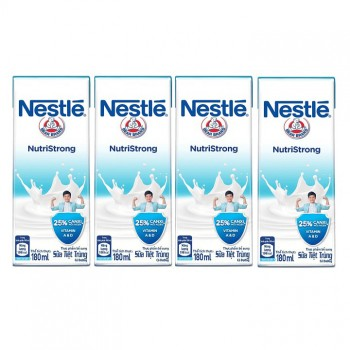 Sữa nước Nestle Nutri Strong, 180ml, từ 1 tuổi