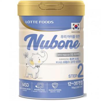 Sữa Nubone Step 2 Lotte Foods Hàn Quốc, 1-3 tuổi