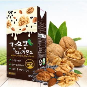 Sữa óc chó Hàn Quốc Golden Milk 24 hộp 190ml