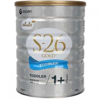 Sữa S26 Gold Toddler 3 Aspen Úc, 900g, >1 tuổi
