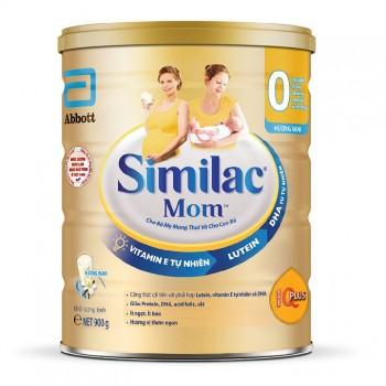 Sữa Similac Mom IQ vani Cho Mẹ Bầu, hộp 900g