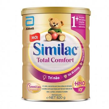 Similac Total Comfort 1+, Abbott, trẻ 1-2 tuổi, 820g