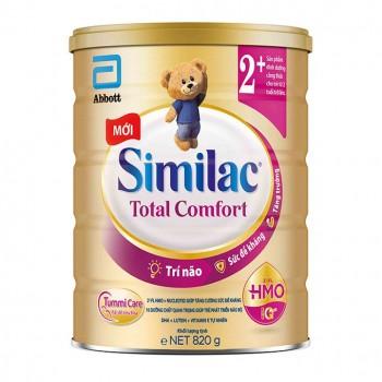 Similac Total Comfort 2+, Abbott Mỹ, trẻ từ 2 tuổi