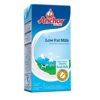 Sữa tươi ít béo Anchor New Zealand hộp 1 lit
