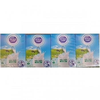 Sữa tươi Cô Gái Hà Lan có đường 110ml x 48 hộp
